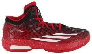 ΠΑΠΟΥΤΣΙ ADIDAS PERFORMANCE CRAZYLIGHT BOOST ΚΟΚΚΙΝΟ