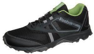 ΠΑΠΟΥΤΣΙ REEBOK TRAIL VOYAGER ΜΑΥΡΟ ΓΚΡΙ Παπούτσι για περπάτημα ή ελαφρύ τρέξιμο στην ύπαιθρο  από την Reebok Το Trail Voyager χάρη τεχνολογία προστασίας DMX Ride απορροφά αποτελεσματικά τους