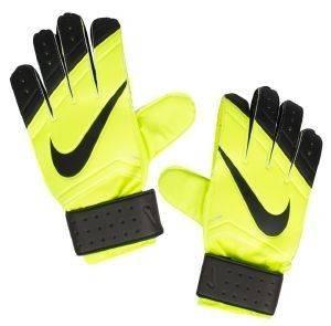 ΓΑΝΤΙΑ NIKE GK ΚΙΤΡΙΝΑ ΜΑΥΡΑ Γάντια τερματοφύλακα Nike με παραδοσιακό σχεδιασμό για επαγγελματική απόδοση  Με αφρώδες υλικό πάχους 3mm στο εσωτερικό τους την αποφυγή τραυματισμών