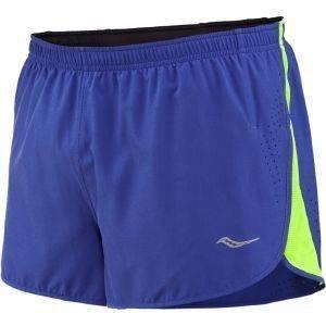ΣΟΡΤΣ SAUCONY INFERNO SPLIT SHORT ΜΩΒ Αγωνιστικό σορτσάκι για δρομείς από τη Saucony  Το Inferno Split Shorts είναι ανάλαφρο καλά αεριζόμενο και ελαστικό ενώ χάρη στη σύνθεση υλικό RunDry