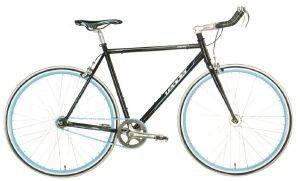 ΠΟΔΗΛΑΤΟ LEADER HERO TRACK 28  SINGLE SPEED FIXED ΜΑΥΡΟ ΜΠΛΕ Ποδήλατο με μια ταχύτητα  σιδερένιο σκελετό ιδανικά για μετακίνηση εντός πόλης Όμορφος σχεδιασμός που συμβολίζει την νέα τάση στην Η εταιρεία Leader ι