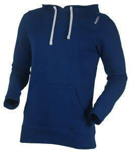 ΦΟΥΤΕΡ REEBOK SPORT ELEMENTS PULLOVER FLEECE HOODY ΜΠΛΕ