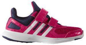 ΠΑΠΟΥΤΣΙ ADIDAS PERFORMANCE HYPERFAST 2.0 CF ΡΟΖ/ΜΩΒ αθλητικά είδη sportswear παιδι υποδηση παπουτσια