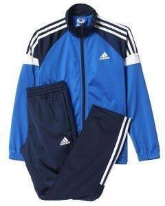 ΦΟΡΜΑ ADIDAS PERFORMANCE TIBERIO TRACK SUIT ΜΠΛΕ αθλητικά είδη sportswear παιδι ενδυση φορμεσ