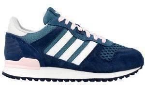 ΠΑΠΟΥΤΣΙ ADIDAS ORIGINALS ZX 700 ΜΠΛΕ ΣΚΟΥΡΟ αθλητικά είδη sportswear γυναικα υποδηση παπουτσια