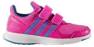 ΠΑΠΟΥΤΣΙ ADIDAS PERFORMANCE HYPERFAST 2.0 CF K ΡΟΖ/ΜΠΛΕ αθλητικά είδη sportswear παιδι υποδηση παπουτσια