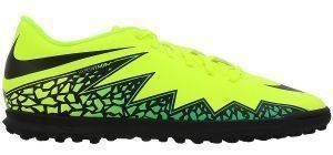 ΠΑΠΟΥΤΣΙ NIKE HYPERVENOM PHADE TF ΚΙΤΡΙΝΟ αθλητικά είδη ποδοσφαιρο ανδρασ υποδηση παπουτσια με σχαρα