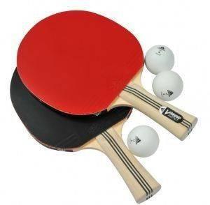 ΣΕΤ PING-PONG ADIDAS VIGOR αθλητικά είδη ping pong εξοπλισμοσ ρακετεσ ping pong