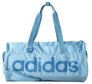 ΣΑΚΟΣ ADIDAS PERFORMANCE PERFORATED TEAM BAG SMALL ΘΑΛΑΣΣΙ αθλητικά είδη training ανδρασ γυναικα αξεσουαρ αθλητικοι σακοι