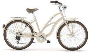 ΠΟΔΗΛΑΤΟ MBM MAUI WOMAN (SHIMANO) 26'' 7 SPEED ΚΡΕΜ