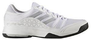 ΠΑΠΟΥΤΣΙ ADIDAS PERFORMANCE BARRICADE COURT ΛΕΥΚΟ (UK:9, EU:43 1/3)