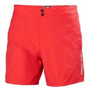 ΜΑΓΙΟ HELLY HANSEN CREWLINE TRUNK ΚΟΚΚΙΝΟ