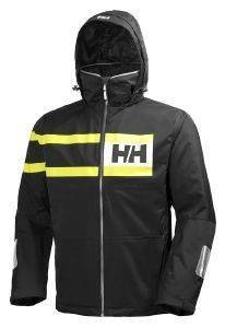 ΜΠΟΥΦΑΝ HELLY HANSEN SALT POWER JACKET ΜΑΥΡΟ