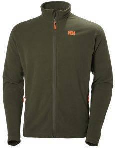 ΖΑΚΕΤΑ HELLY HANSEN DAYBREAKER FLEECE JACKET ΧΑΚΙ