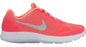 ΠΑΠΟΥΤΣΙ NIKE REVOLUTION 3 GS ΡΟΖ αθλητικά είδη sportswear παιδι υποδηση παπουτσια