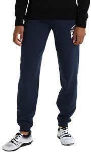 ΠΑΝΤΕΛΟΝΙ RUSSELL CUFFED GRAPHIC ΜΠΛΕ ΣΚΟΥΡΟ αθλητικά είδη sportswear γυναικα ενδυση παντελονια