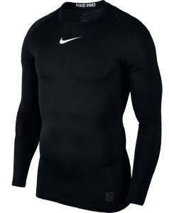 ΜΠΛΟΥΖΑ NIKE PRO TOP ΜΑΥΡΗ αθλητικά είδη training ανδρασ ενδυση μπλουζεσ μακρυμανικεσ