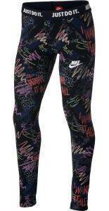 ΚΟΛΑΝ NIKE SPORTSWEAR LEGGINGS ΜΑΥΡΟ (M)