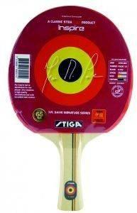 ΡΑΚΕΤΑ STIGA INSPIRE ΚΟΚΚΙΝΗ αθλητικά είδη ping pong εξοπλισμοσ ρακετεσ ping pong