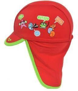 ΚΑΠΕΛΟ ARENA WATER TRIBE CAP ΚΟΚΚΙΝΟ αθλητικά είδη beachwear παιδι αξεσουαρ