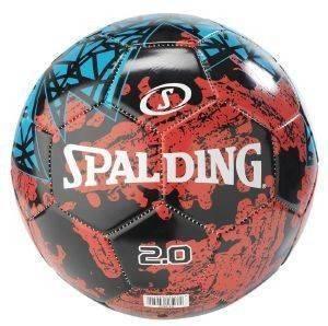 ΜΠΑΛΑ SPALDING SOCCER BALL 2.0 ΜΠΛΕ/ΚΟΚΚΙΝΗ (5) αθλητικά είδη ποδοσφαιρο ανδρασ αξεσουαρ μπαλεσ