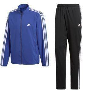 ΦΟΡΜΑ ADIDAS PERFORMANCE LIGHT TRACK SUIT ΜΠΛΕ/ΜΑΥΡΗ