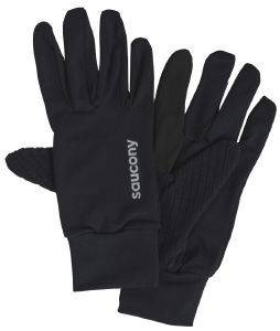 ΓΑΝΤΙΑ SAUCONY ULTIMATE TOUCH-TECH GLOVES ΜΑΥΡΑ