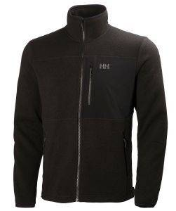 ΖΑΚΕΤΑ HELLY HANSEN NOVEMBER PROPILE JACKET ΜΑΥΡΗ