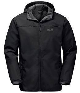 ΜΠΟΥΦΑΝ JACK WOLFSKIN NORTHERN POINT ΜΑΥΡΟ (M)