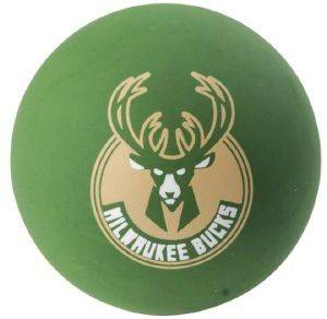 ΜΠΑΛΑΚΙ SPALDING NBA HIGH-BOUNCE BALL MILWAUKEE BUCKS ΠΡΑΣΙΝΟ