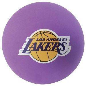 ΜΠΑΛΑΚΙ SPALDING NBA HIGH-BOUNCE BALL LOS ANGELES LAKERS ΜΩΒ