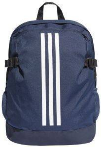 ΤΣΑΝΤΑ ADIDAS PERFORMANCE 3-STRIPES POWER BACKPACK MEDIUM ΜΠΛΕ ΣΚΟΥΡΟ