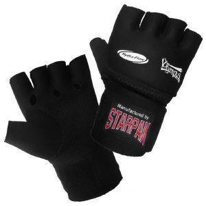 ΠΡΟΣΤΑΤΕΥΤΙΚΑ ΓΑΝΤΙΑ OLYMPUS QUICK WRAP GLOVES OLYMPUS CROSS COUNTRY / MEXICAN PAIR ΜΑΥΡΑ