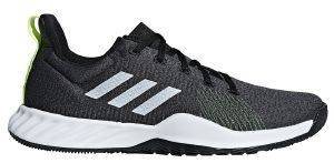ΠΑΠΟΥΤΣΙ ADIDAS PERFORMANCE SOLAR LT TRAINER ΜΑΥΡΟ (UK:9.5, EU:44)