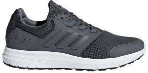 ΠΑΠΟΥΤΣΙ ADIDAS PERFORMANCE GALAXY 4 ΓΚΡΙ (UK:9, EU:43 1/3)