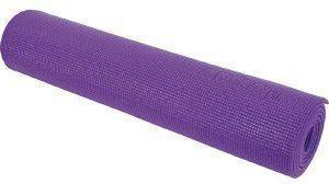 ΣΤΡΩΜΑ AMILA YOGA ANTI-SCRATCH ΜΩΒ (173X61X0.4CM)