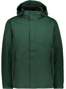 ΜΠΟΥΦΑΝ CMP JACKET ZIP HOOD+DETACHABLE INNER JACKET ΠΡΑΣΙΝΟ/ΜΠΛΕ