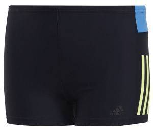 ΣΟΡΤΣ ΜΑΓΙΟ ADIDAS PERFORMANCE FITNESS COLORBLOCK SWIM BOXERS ΜΠΛΕ ΣΚΟΥΡΟ
