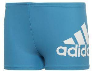 ΜΑΓΙΟ ADIDAS PERFORMANCE BADGE OF SPORT SWIM BOXERS ΜΠΛΕ
