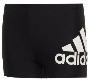 ΜΑΓΙΟ ADIDAS PERFORMANCE BADGE OF SPORT SWIM BOXERS ΜΑΥΡΟ