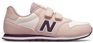 ΠΑΠΟΥΤΣΙ NEW BALANCE 500 CLASSICS YOUTH ΡΟΖ (USA:1.5, EU:33)