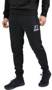 ΠΑΝΤΕΛΟΝΙ RUSSELL ATHLETIC CUFFED PANT ΜΑΥΡΟ (XL)