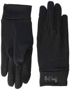 ΓΑΝΤΙΑ HELLY HANSEN HH FLEECE TOUCH GLOVE LINER ΜΑΥΡΑ
