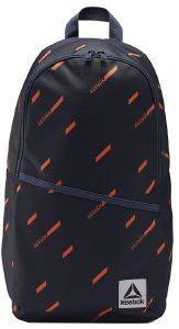 ΤΣΑΝΤΑ REEBOK SPORT WORKOUT READY FOLLOW BACKPACK ΜΠΛΕ ΣΚΟΥΡΟ