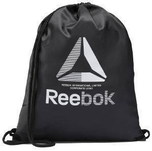ΣΑΚΙΔΙΟ REEBOK SPORT TRAINING ESSENTIALS GYMSACK ΜΑΥΡΟ