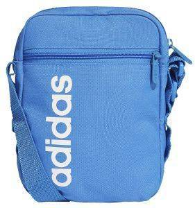 ΤΣΑΝΤΑΚΙ ADIDAS SPORT INSPIRED LINEAR CORE ORGANIZER BAG ΜΠΛΕ