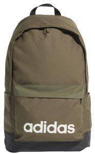 ΤΣΑΝΤΑ ADIDAS PERFORMANCE LINEAR CORE CLASSIC BACKPACK ΧΑΚΙ