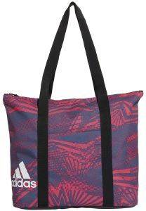 ΤΣΑΝΤΑ ADIDAS PERFORMANCE ESSENTIALS GRAPHIC TOTE ΜΑΤΖΕΝΤΑ