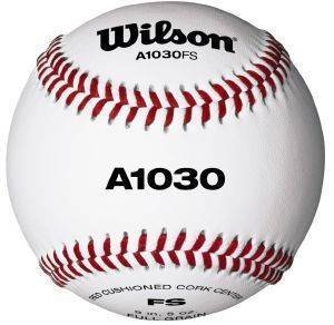 ΜΠΑΛΑΚΙ WILSON OFFICIAL LEAGUE BASEBALL ΛΕΥΚΟ