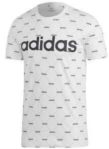 ΜΠΛΟΥΖΑ ADIDAS SPORT INSPIRED LINEAR GRAPHIC TEE ΛΕΥΚΗ